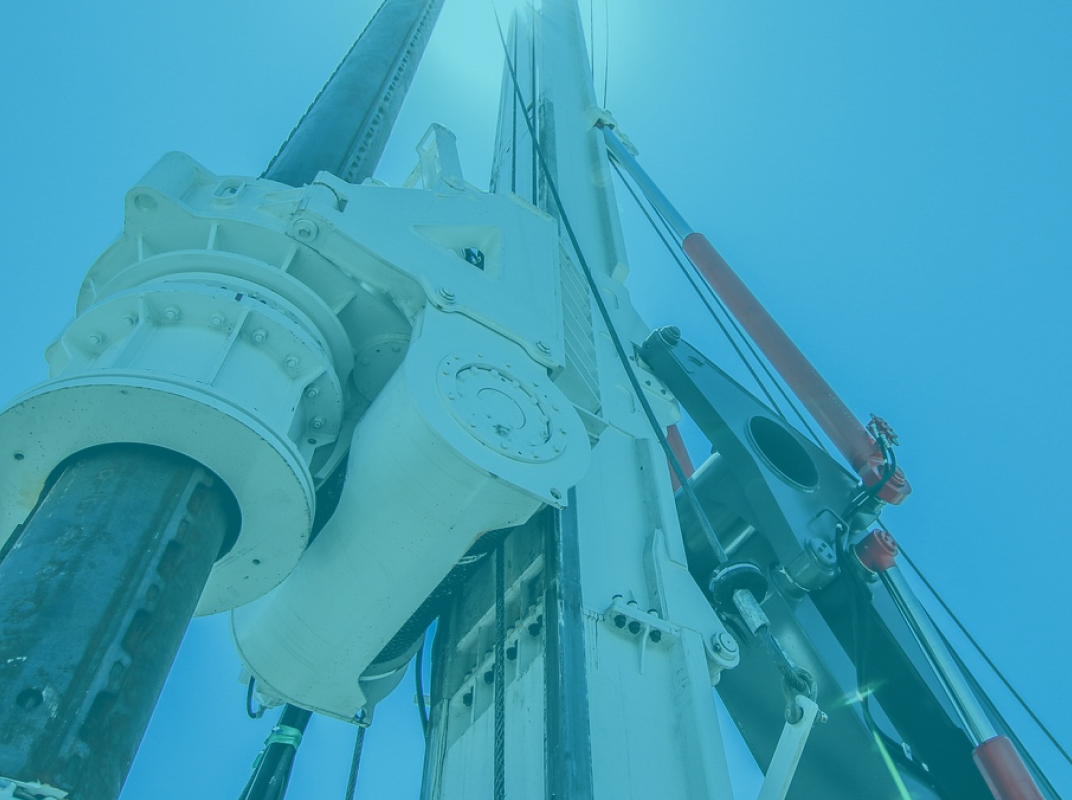 Oil and gas industry machinery and equipment